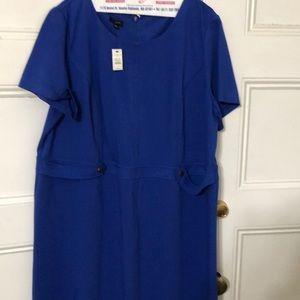 Talbots Tailored Sheath Dress